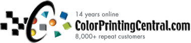 color printing central logo